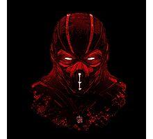 FG-Z1(Mortal Kombat) Photographic Print