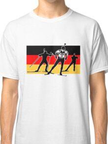 German Biathlon  Classic T-Shirt