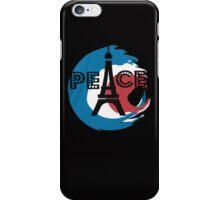 Peace for Paris iPhone Case/Skin