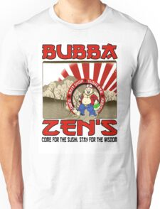"Bubba Zen ""Walking the Path""  Unisex T-Shirt"