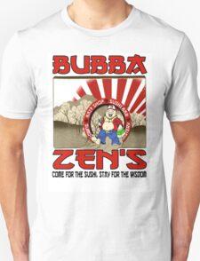 """Bubba Zen """"Walking the Path""""  T-Shirt"""