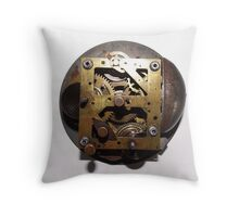 The Inner workings Throw Pillow