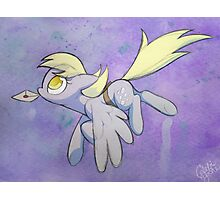 Derpy Hooves has mail Photographic Print