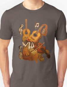 Musical Fantasy Bunny T-Shirt