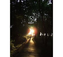 Path to the Land of Make Believe Photographic Print