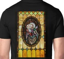 Stained Glass Glory Unisex T-Shirt