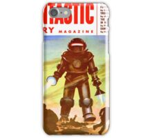 BTTF MAGAZING COVER iPhone Case/Skin