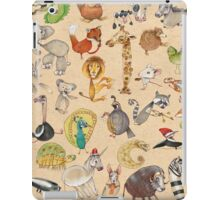 ABC Animals iPad Case/Skin