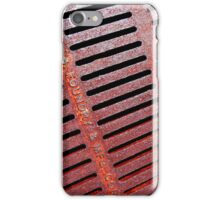 Iron & Rust iPhone Case/Skin