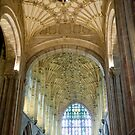 Sherborne Abbey Ceiling by Imager