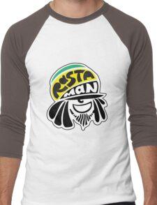 Rastaman Men's Baseball ¾ T-Shirt