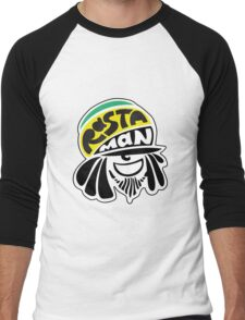 Rastaman Men's Baseball ¾ T-Shirt