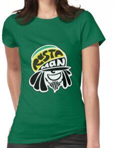 Rastaman Womens Fitted T-Shirt