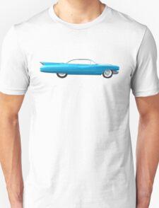 1960 Cadillac Coupe De Ville T-Shirt