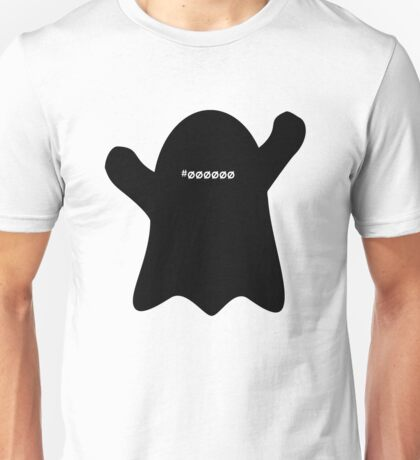 #000000 Unisex T-Shirt