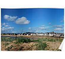 Elie Beach & Harbour Poster