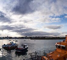 Donaghadee Harbour by RSPatton
