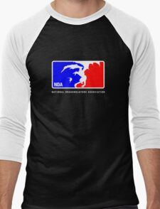 Major League Hunting Men's Baseball ¾ T-Shirt