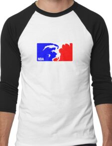 Major League Hunting Men's Baseball ¾ T-Shirt
