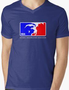 Major League Hunting Mens V-Neck T-Shirt
