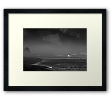 Another Day Is Born Framed Print