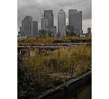 Canary Wharf Photographic Print