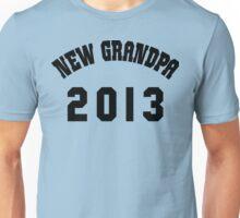 New Grandpa 2013 Unisex T-Shirt