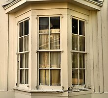 Window into the Past-Garland, Texas by Deborah Downes