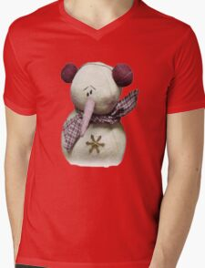 Fuzzy The Snowman  T-Shirt