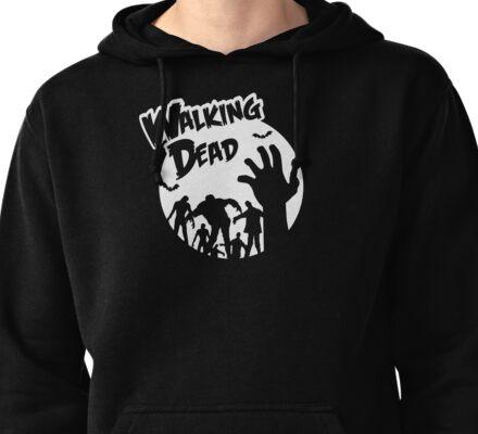Walking Dead Pullover Hoodie