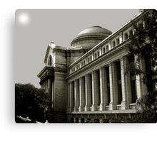The Smithsonian Building of Natural History Canvas Print