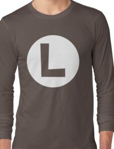 L Long Sleeve T-Shirt