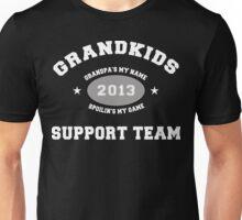 Grandpa Is My Name Unisex T-Shirt