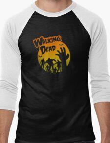 Walking Dead Men's Baseball ¾ T-Shirt
