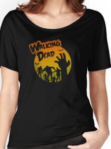 Walking Dead Women's Relaxed Fit T-Shirt
