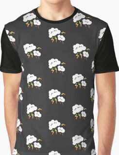Little Fluffy Clouds  Graphic T-Shirt