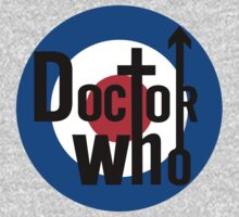 The Doctor Who Baby Tee