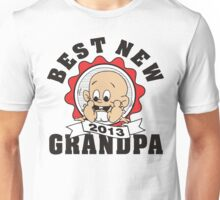 Best New Grandpa 2013 Unisex T-Shirt