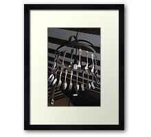 Innovative Light Fitting Framed Print
