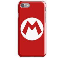 M iPhone Case/Skin