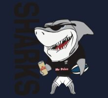 Natal Sharks - Rugby Kids Clothes