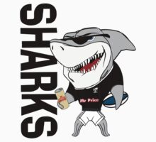 Natal Sharks - Rugby by yebouk