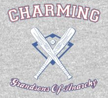 Charming Grandsons of Anarchy Little League Kids Clothes