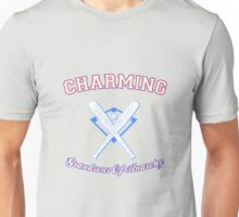 Charming Grandsons of Anarchy Little League Unisex T-Shirt