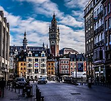 Lille, France by gielle