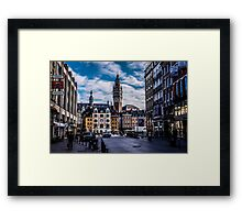 Lille, France Framed Print