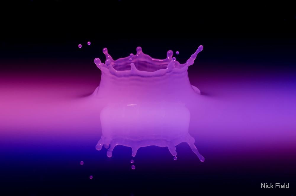 Neon Crown 2 by Nick Field