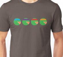 PizzaPie Chart Unisex T-Shirt