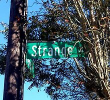 Welcome to Strange St.  by Emphias