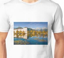 Stift Admont in autumn Unisex T-Shirt